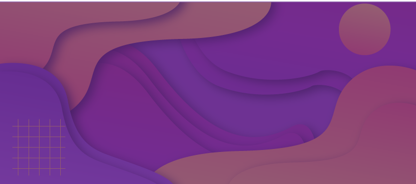 A dull wavy gradient graphic